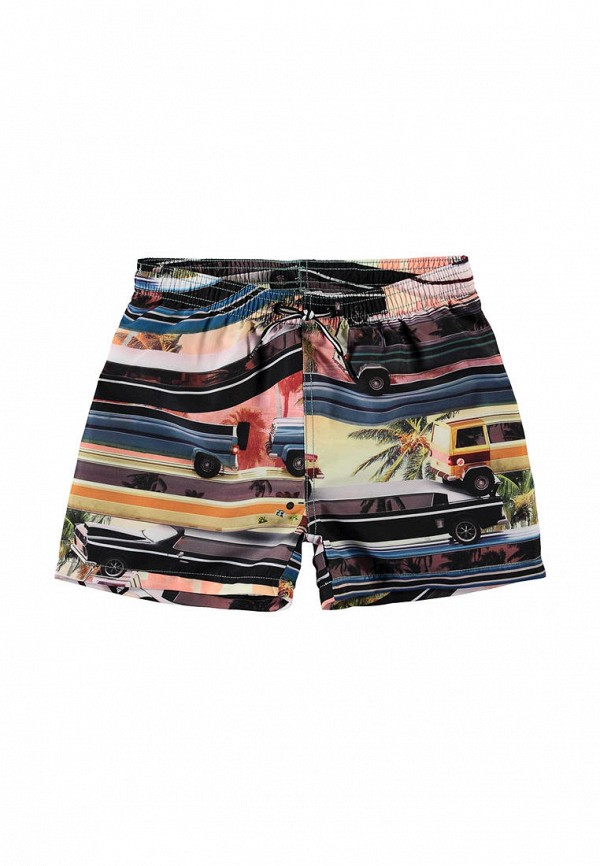 Шорты для мальчика для плавания Molo цвет разноцветный