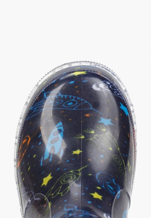 Резиновые сапоги Coccodrillo цвет синий  Фото 4