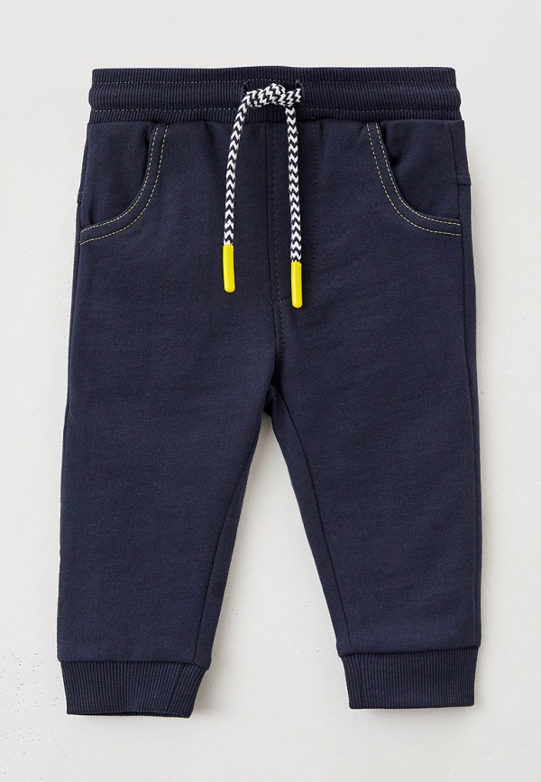 спортивные брюки coccodrillo для мальчика, синие