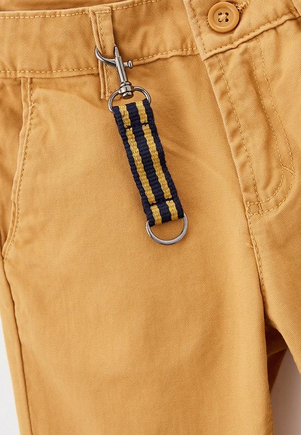 Брюки для мальчика Coccodrillo цвет коричневый  Фото 3