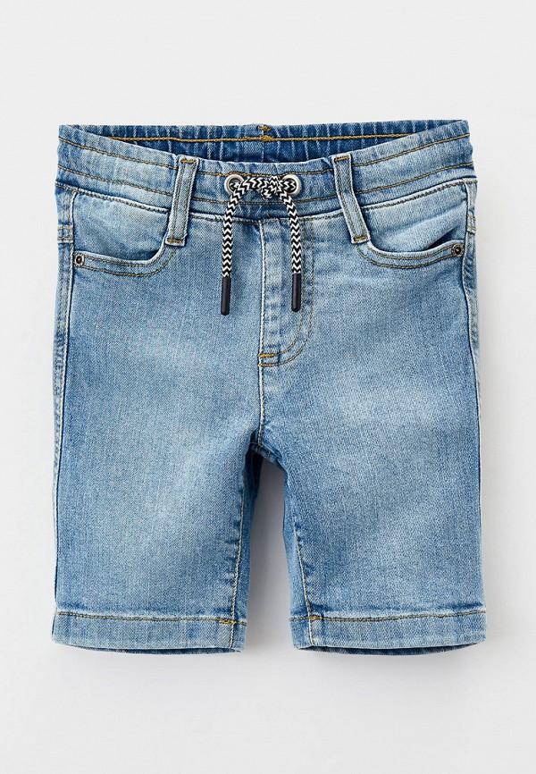джинсовые шорты coccodrillo для мальчика, голубые
