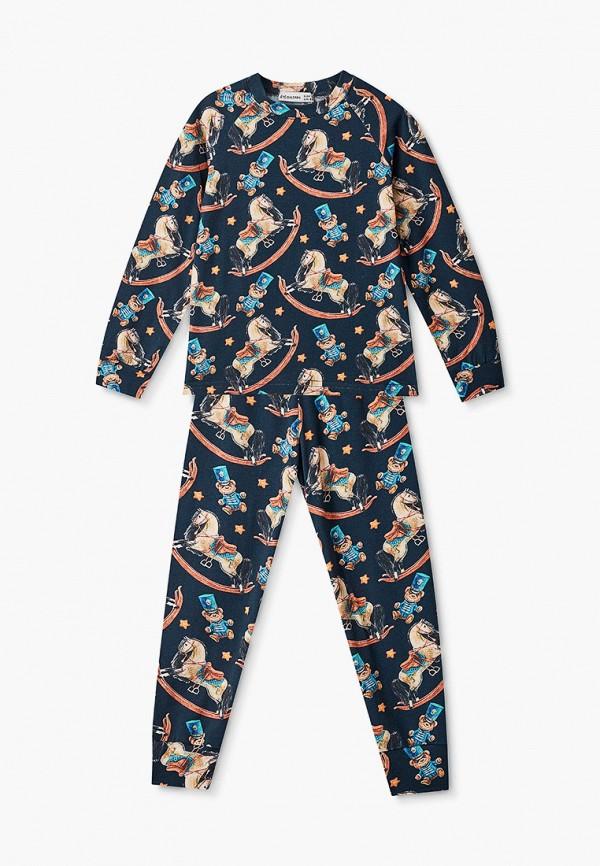 Пижама для мальчика Ete Children цвет синий