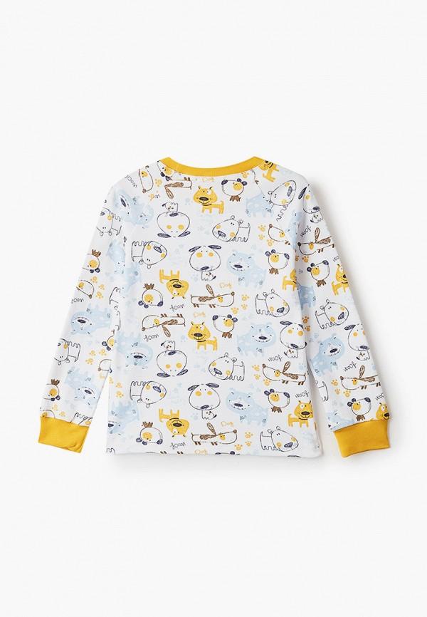 Пижама для мальчика Ete Children цвет белый  Фото 2