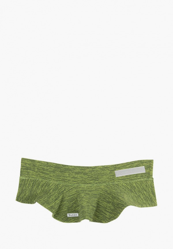воротник zukka для мальчика, зеленый