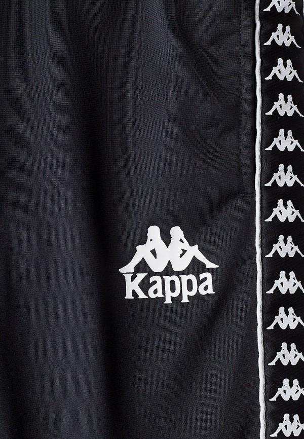 Брюки спортивные для мальчика Kappa цвет черный  Фото 3