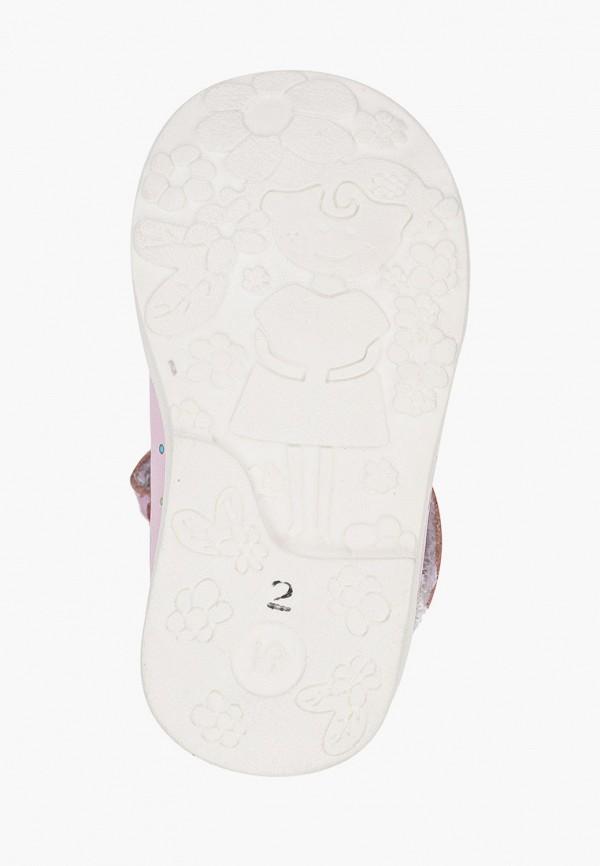 Туфли для девочки Shagovita цвет розовый  Фото 5