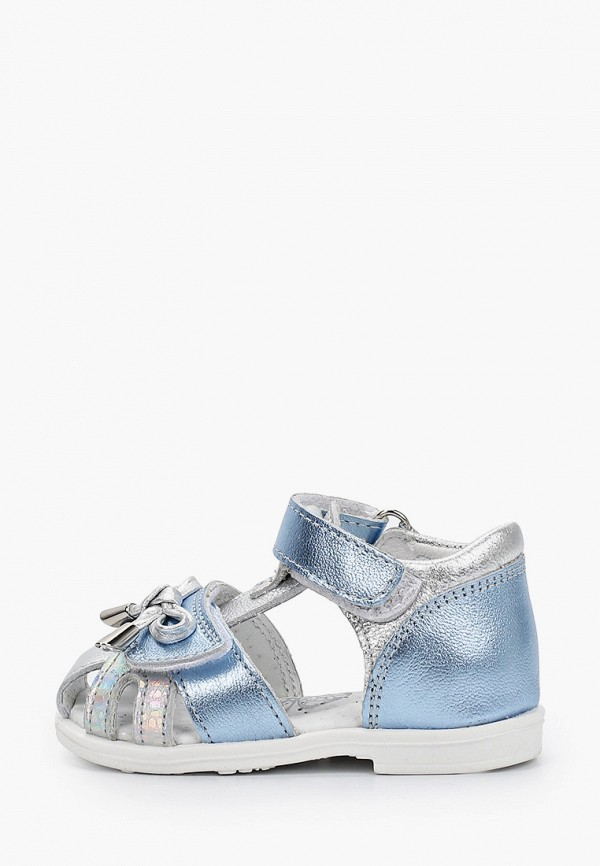 сандалии shagovita для мальчика, голубые