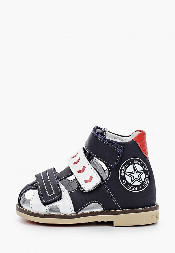 сандалии shagovita для мальчика, синие