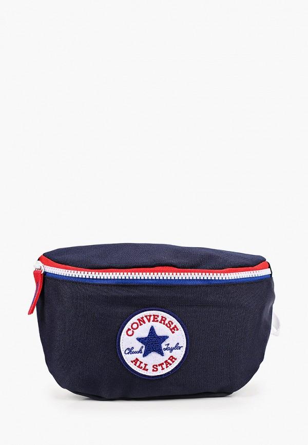 поясные сумка converse для мальчика, синяя