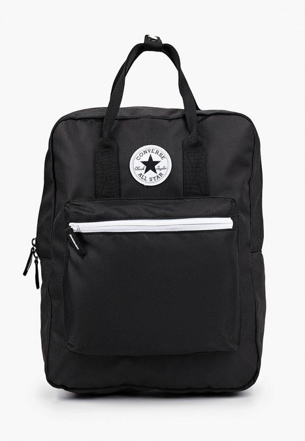 рюкзак converse для мальчика, черный