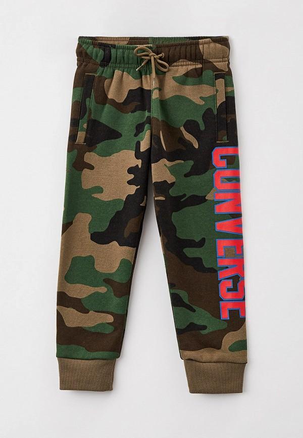 спортивные брюки converse для мальчика, хаки