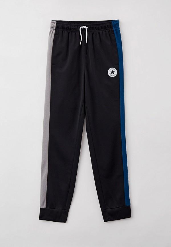 спортивные брюки converse для мальчика, черные