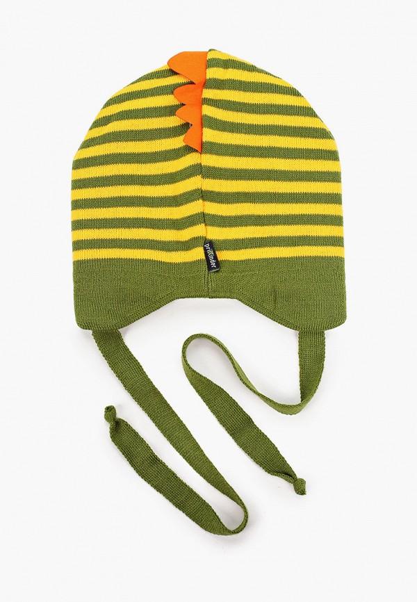 Шапка детская Prikinder цвет зеленый  Фото 2