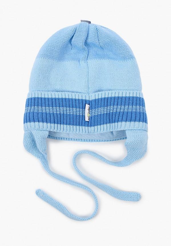 Шапка детская Prikinder цвет голубой  Фото 2