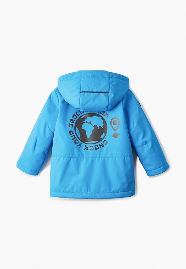 Куртка для мальчика утепленная Nikastyle  Фото 2
