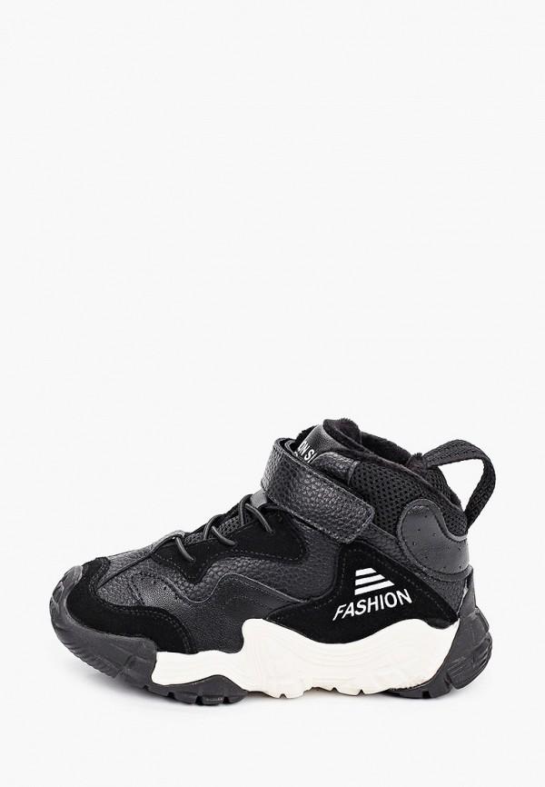 Кроссовки для мальчика Капитошка цвет черный