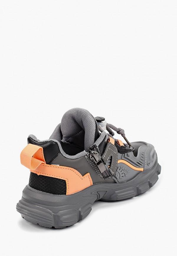 Кроссовки для мальчика Капитошка цвет серый  Фото 3