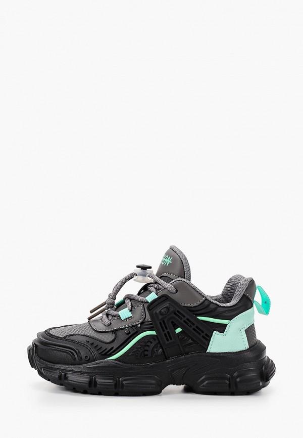 Ботинки для мальчика Капитошка цвет черный