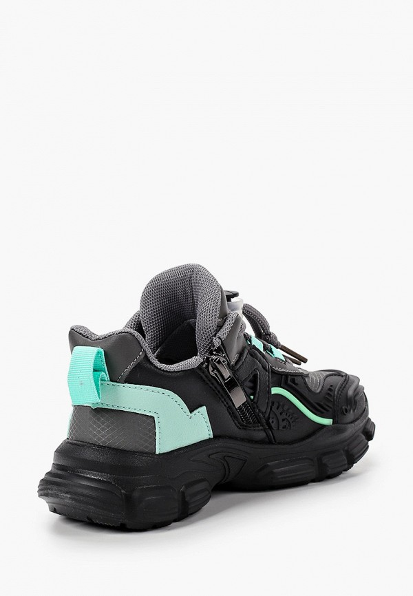 Ботинки для мальчика Капитошка цвет черный  Фото 3