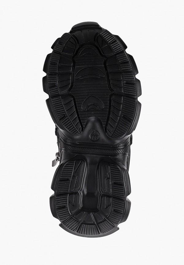 Ботинки для мальчика Капитошка цвет черный  Фото 5