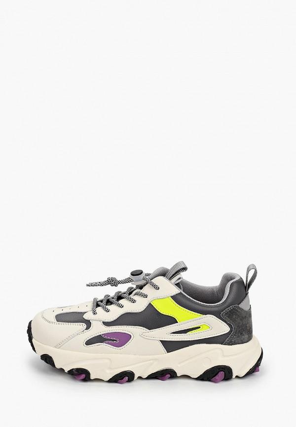 Кроссовки для мальчика Капитошка цвет бежевый