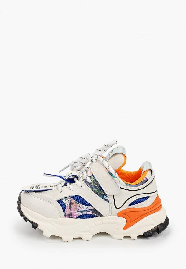 Кроссовки для мальчика Капитошка цвет разноцветный