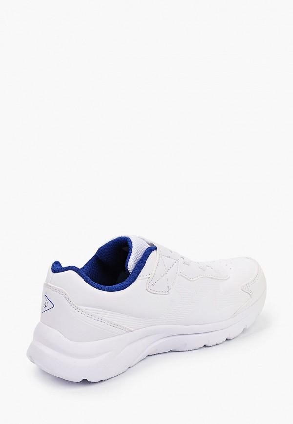 Кроссовки для мальчика Demix цвет белый  Фото 3