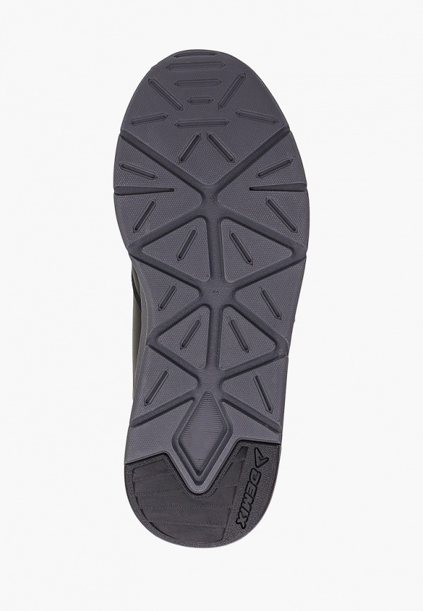 Кроссовки для мальчика Demix цвет черный  Фото 5