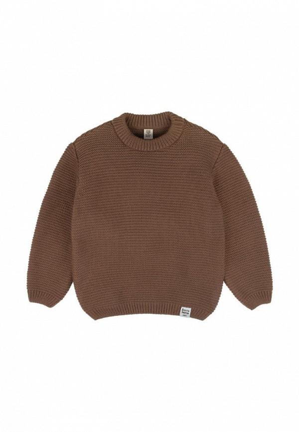 Джемпер для мальчика Bossa Nova цвет коричневый
