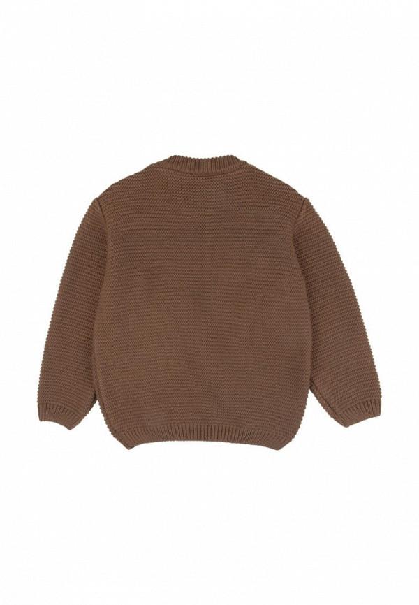 Джемпер для мальчика Bossa Nova цвет коричневый  Фото 2