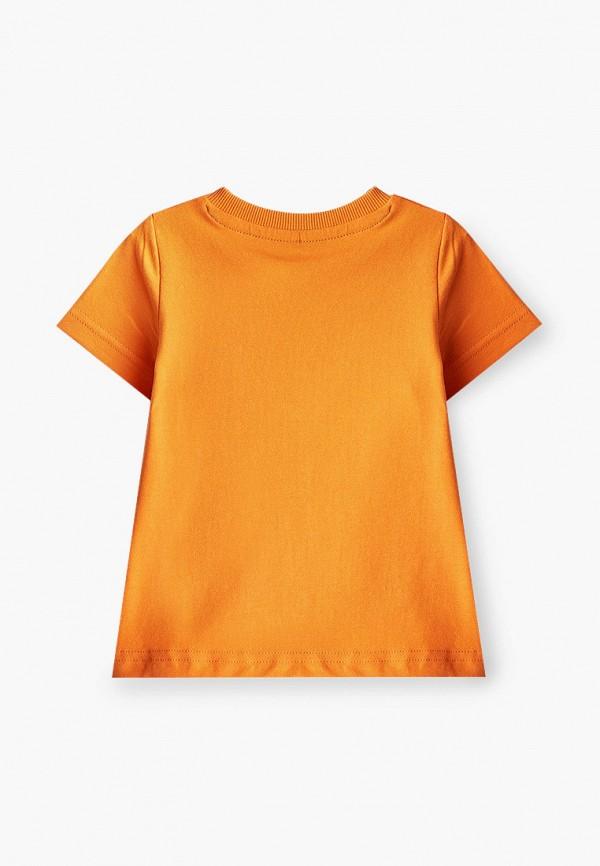 Футболка для мальчика PlayToday цвет оранжевый  Фото 2