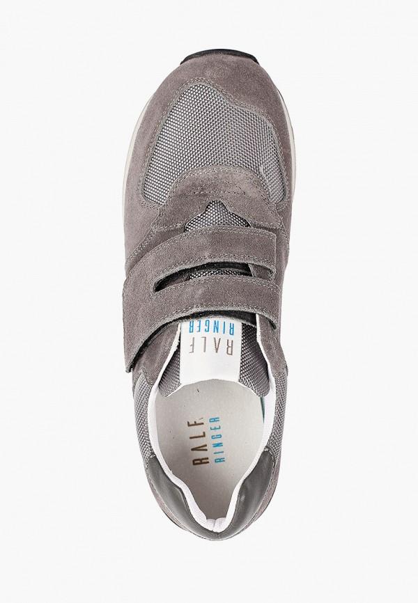 Кроссовки для мальчика Ralf Ringer цвет серый  Фото 4