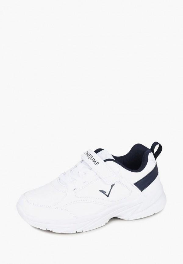 Кроссовки для мальчика TimeJump цвет белый  Фото 2