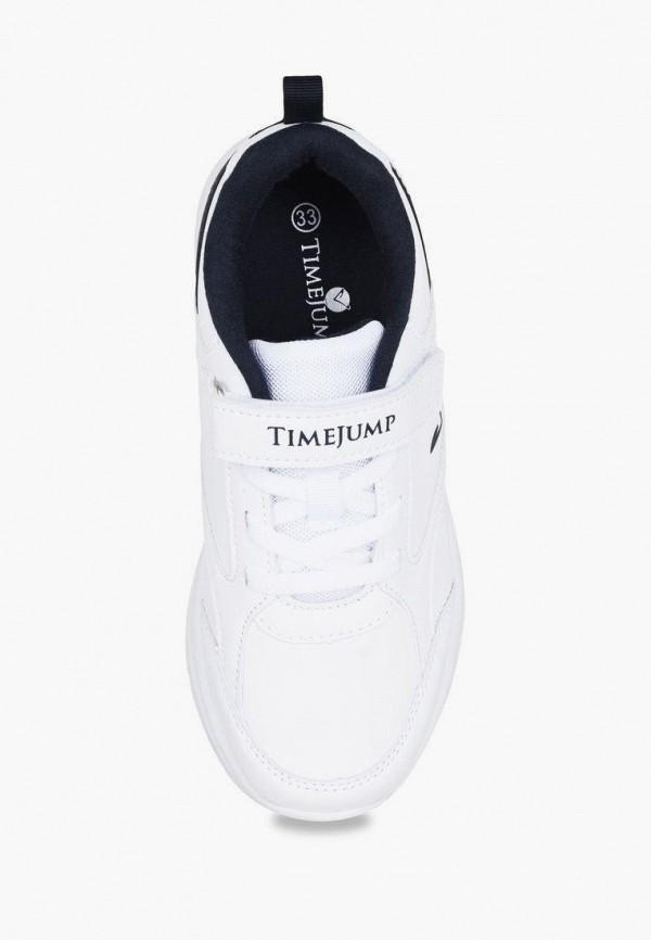 Кроссовки для мальчика TimeJump цвет белый  Фото 3