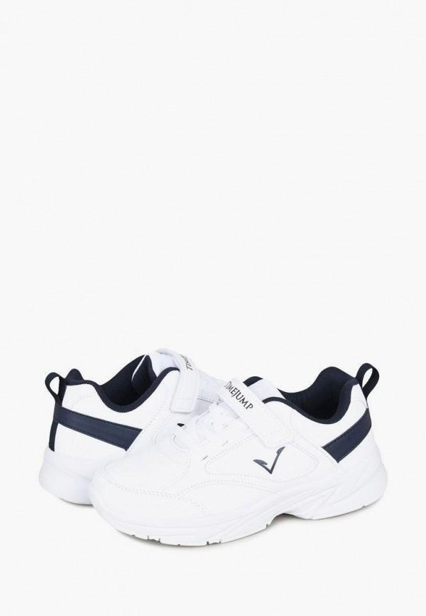 Кроссовки для мальчика TimeJump цвет белый  Фото 6