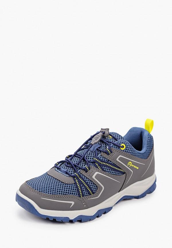 Кроссовки для мальчика Outventure цвет голубой  Фото 2