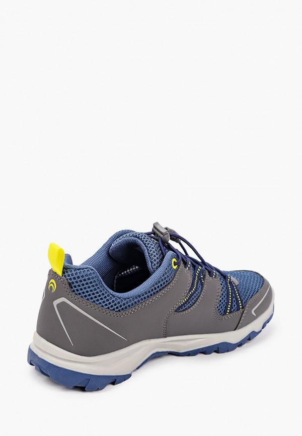 Кроссовки для мальчика Outventure цвет голубой  Фото 3