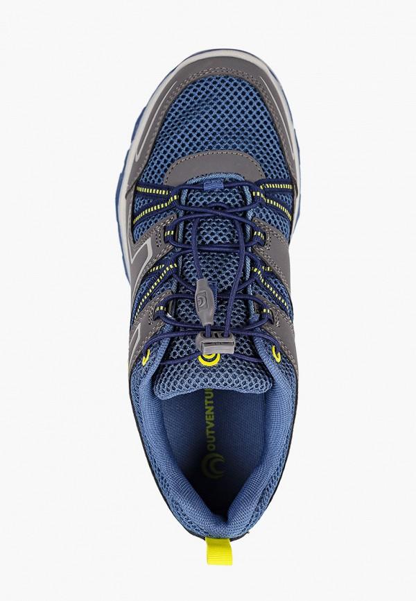 Кроссовки для мальчика Outventure цвет голубой  Фото 4