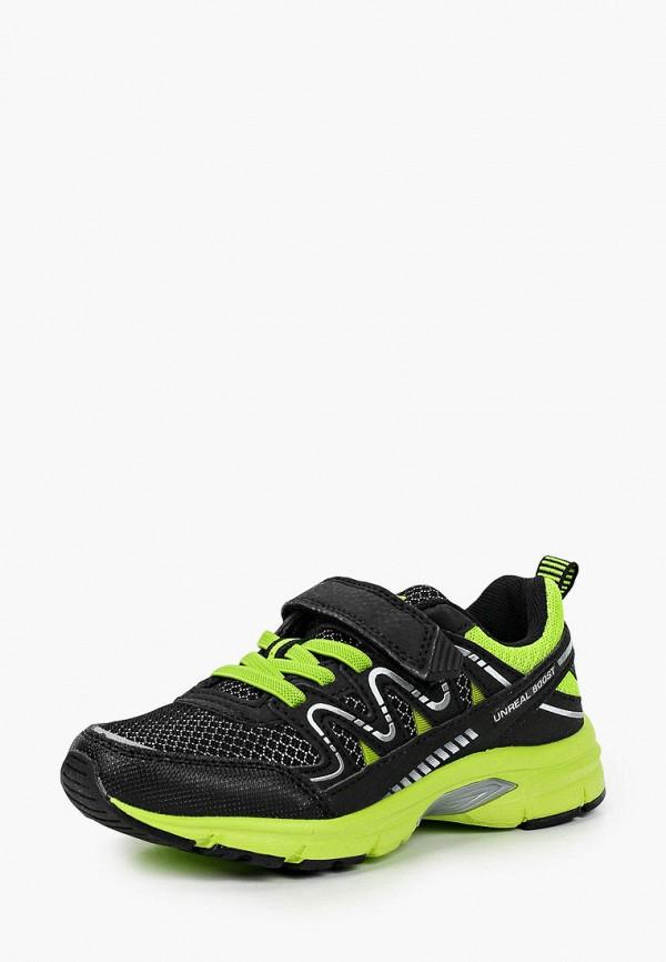 Кроссовки для мальчика Shuzzi цвет черный  Фото 2