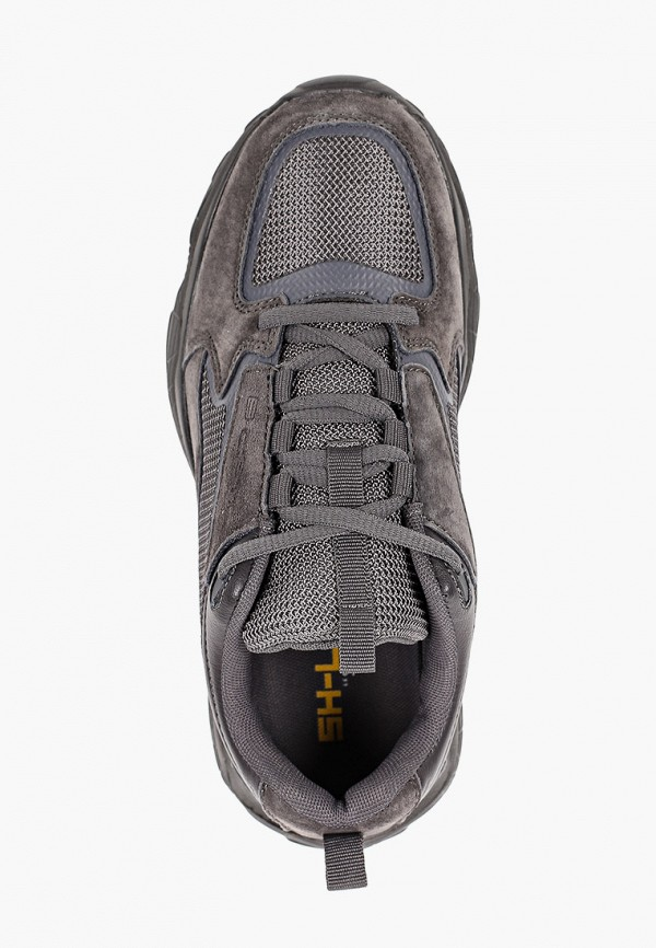 Кроссовки для мальчика Shuzzi цвет серый  Фото 4