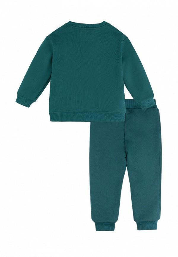 Костюм спортивный для мальчика Bossa Nova цвет зеленый  Фото 2