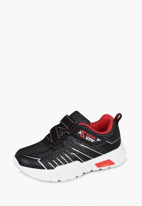 Кроссовки для мальчика Biker цвет черный  Фото 2