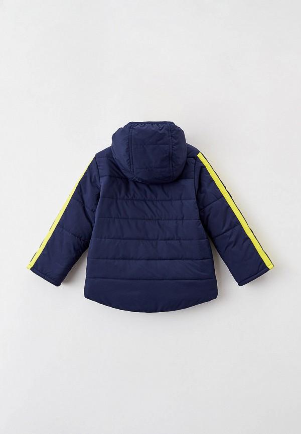 Куртка для мальчика утепленная Артус цвет синий  Фото 2
