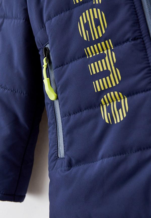 Куртка для мальчика утепленная Артус цвет синий  Фото 3