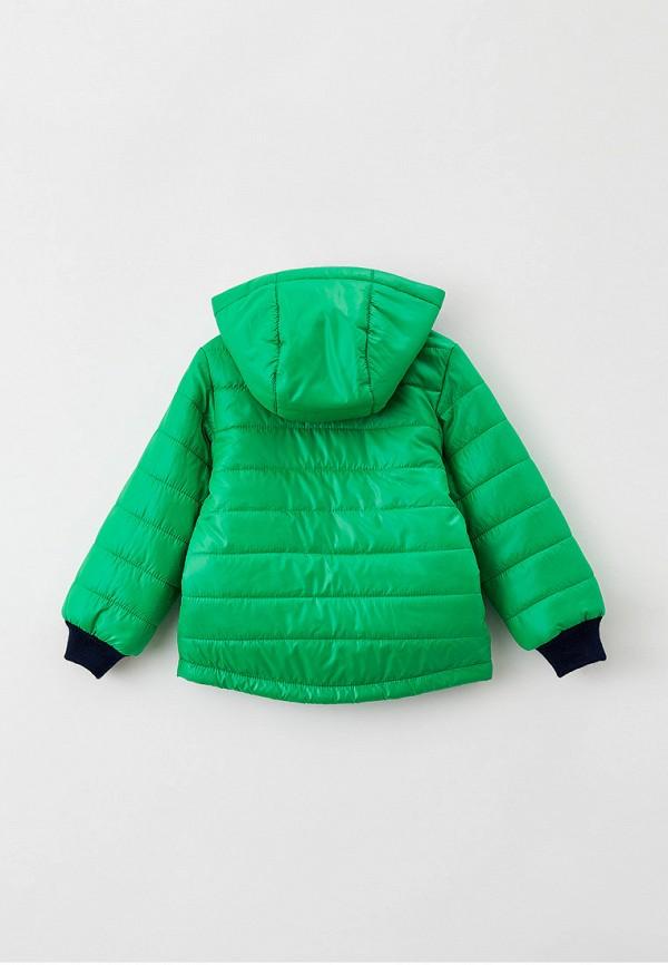 Куртка для мальчика утепленная Артус цвет зеленый  Фото 2