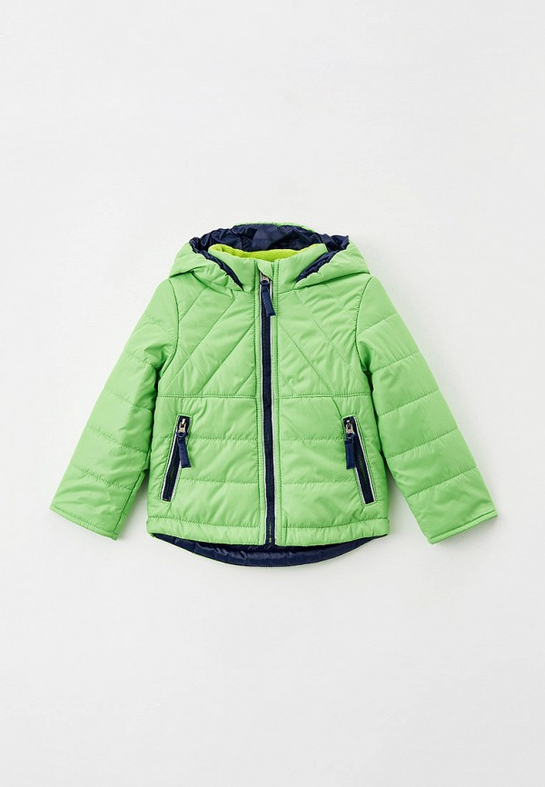 Куртка для мальчика утепленная Артус цвет зеленый