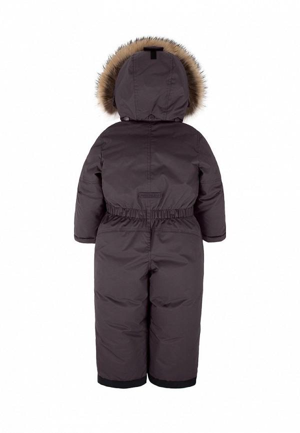 Детский комбинезон утепленный ArctiLine цвет коричневый  Фото 2