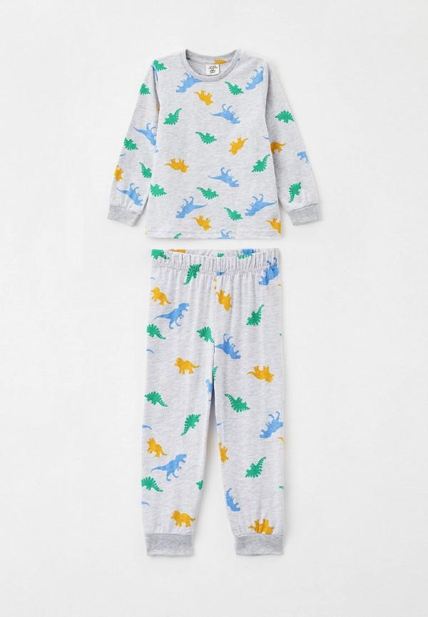 Пижама для мальчика DeFacto цвет серый