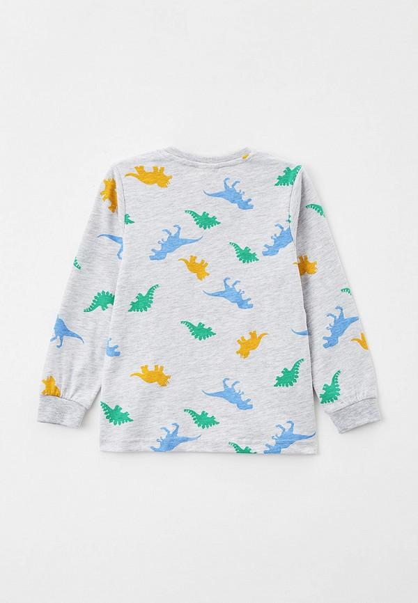 Пижама для мальчика DeFacto цвет серый  Фото 2