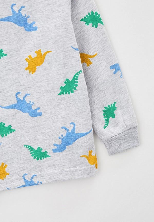 Пижама для мальчика DeFacto цвет серый  Фото 3